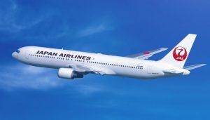 Japan Airlines 767-300ER.