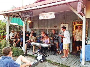 First Friday music in Holualoa. Courtesy photo.