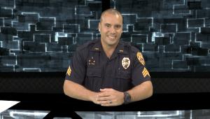 Sergeant Bryan Tina