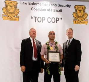 Top Cop Officer Conrad Bidal