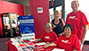 AARP volunteers in Hilo at the movies.