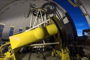 Canada-France-Hawaii Telescope. Courtesy Photo.