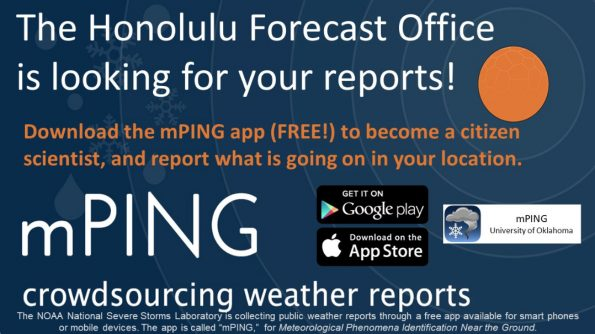 Go to https://mping.nssl.noaa.gov to read about and find links to the mPING app.
