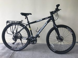 Stolen Police Bicycle