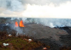 Fissure 8 reactivates in late May and becomes the dominant vent in the LERZ eruption.