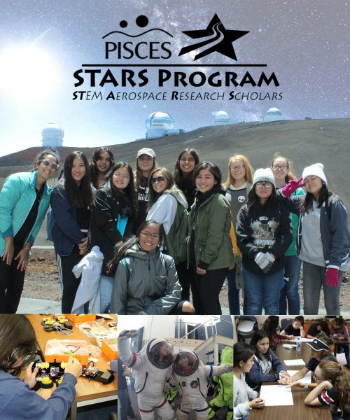 Summer Space & Science Camp for Hawaii High School Girls