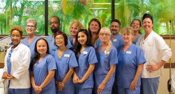 Kona Ambulatory Surgery Center (KASC) staff.