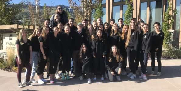 arker School's debate team walked away with the first-place sweepstakes trophy at the University of Utah Beehive Classic Tournament in Salt Lake City, Utah on October 5 and 6, 2019.